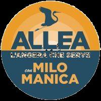 Logo della lista civica Allea
